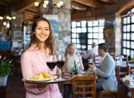 Nederlanders besteden iets meer dan 25 euro aan restaurantbezoek