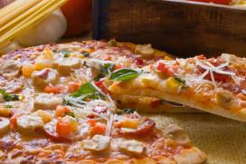 New York Pizza stevig in de plus