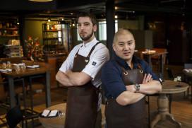 Bij Hotspot Terroir in Leiden gaat vlees nog steeds per gewicht