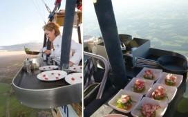 Angelique Schmeinck heropent Luchtballonrestaurant