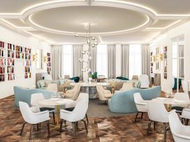 Roomservice at Olof's krijgt vaste plek in NH Doelen