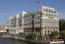 Docusoap over Amstel Hotel in de maak