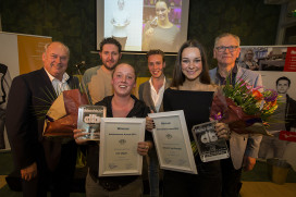 Leerlingen Nova College winnen Bokkendoorns Awards 2016