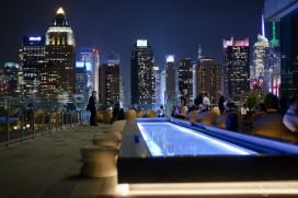 De 15 mooiste hotelterrassen ter wereld