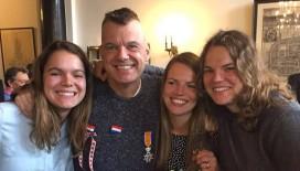Delfts horeca-icoon Joost Verhoeff geridderd