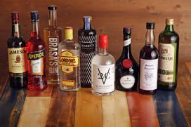 Mijn gedistilleerde drank: Gordon London Dry Gin