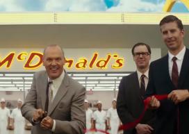 Film 'The Founder' over McDonald's dit jaar in bioscoop