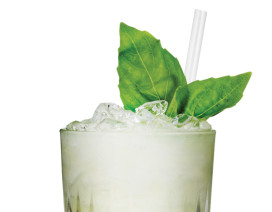 In the mix: Celery Basil Smash