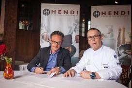 Hendi Food Service sponsor Culinary Team The Netherlands