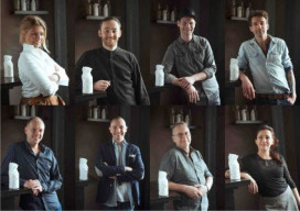 Internationale topbartenders testen duinlikeur