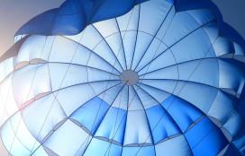Asperges van De Zwaan* per parachute