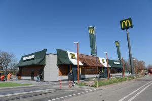 McDonald's nog altijd grootste horecabedrijf van Nederland