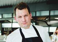 Chef-kok David Baxter ook naar A'DAM Toren