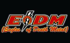 Bier Eagles of Death Metal voor slachtoffers Bataclan