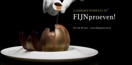 Tweede editie culinaire restaurantweek Fijnproeven