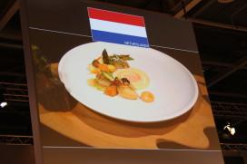 Nederland  door naar wereldfinale Bocuse d'Or
