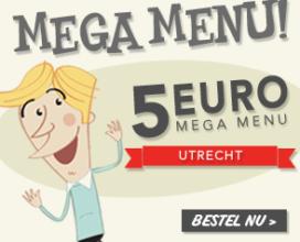 Voor 5 euro kennismaken met Utrechtse restaurants