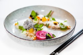 Sterrestaurant HanTing introduceert innovatief thee menu
