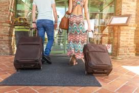 Nederlanders verruilen camping voor hotel