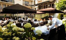 Restaurant Bilderberg Parkhotel opent deuren binnentuin