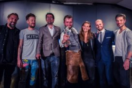 Kevin Kroon Dutch Bartender of the Year 2016