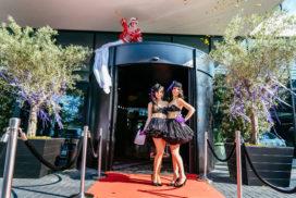 'Muziekhotel' Jaz Amsterdam opent met muzikaal feest