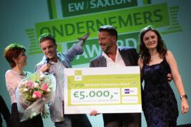 EW Facility Services en Saxion reiken voor 7e keer Ondernemers Award uit