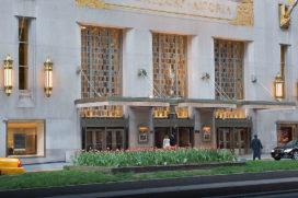 Waldorf Astoria New York drie jaar dicht