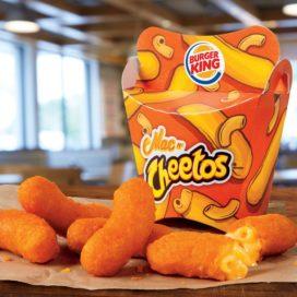 Mac 'n Cheetos: Burger King zoekt samenwerking met merken