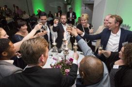 Fotoverslag Hotel Management Diner 2016