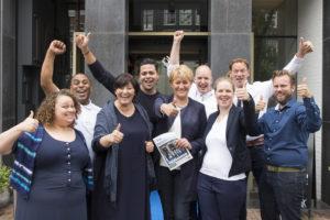 Gedreven team INK Hotel wint Dutch Hotel Award 2016