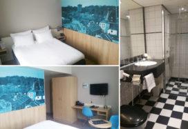 Renovatie kamers Best Western Hotel Haarhuis