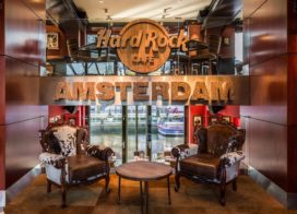 Hard Rock Cafe Amsterdam trakteert: hamburger voor €0,71