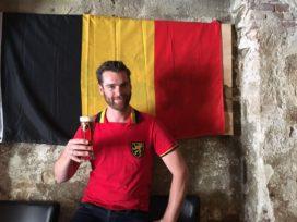 Arnhemse cafés in geuren en kleuren deelnemers EK Voetbal