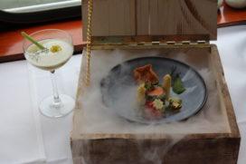 Recept De Hoefslag*: Oosterschelde kreeft en zeebaars
