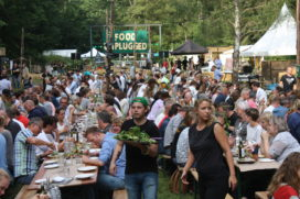 Foto's: Outdoor festival Food Unplugged