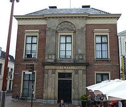 Rechtbank Sneek wordt restaurant Hof