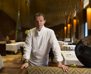 Richard Ekkebus: 4e in 2016 van Asia's 50 Best Restaurants en nummer 1 van China.