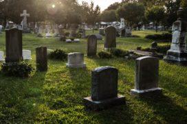 Heibel om 'logiefunctie' op begraafplaats