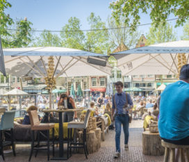 Terras Top 100 2016 nummer 87: St. Tropez, Deventer