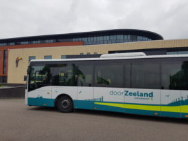 Connexxion en Van der Valk Middelburg  slaan handen ineen