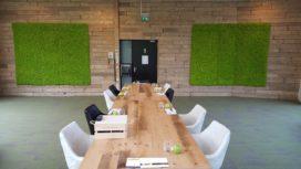 Foto's: nieuwe vergaderzalen Strandhotel Westduin