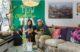Pop-uplunchroom Green Delight: Alles is hier labour of love