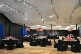 W Amsterdam opent eventruimte 'Great room'