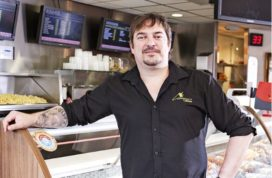 Patrick Lammers stopt bij cafetaria Lammers