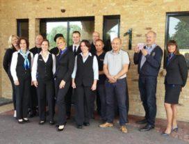 Leerbedrijf Preston Palace ontvangt erkenningsprijs SBB