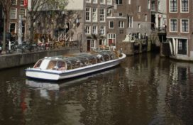 Actie Amsterdamse rondvaart- en salonboten