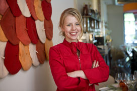 Estée Strooker opent eigen saladebar in Arnhem