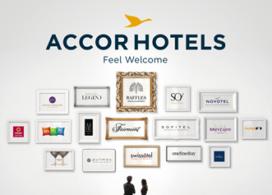 AccorHotels neemt drie hotelmerken over
