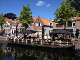 Terras Top 100 2016 nummer 21: De Bourgondiër, Hoorn